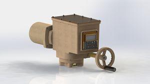 HE Series Valve Actuator | Tri-Tec Manufacturing
